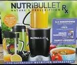 NUTRIBULLET Miscellaneous Appliances 10PC RX